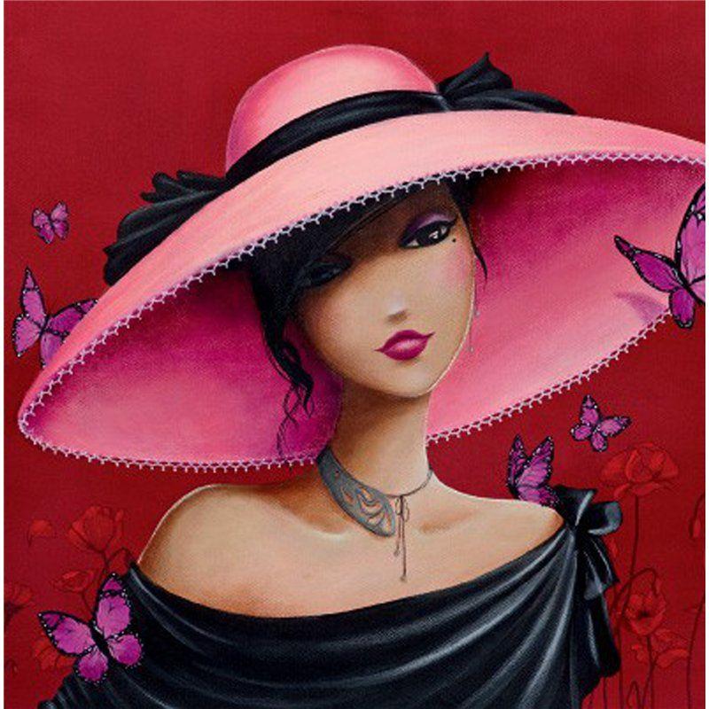 Fabuleux Audrey ~ Misstigri | Mistigri | Pinterest | Chapeaux, Dessin et  QW69