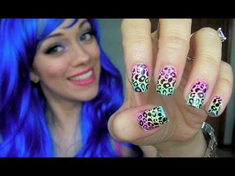 UÑAS: Katy Perry