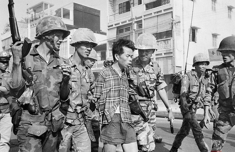 Tet Offensive, Saigon, 1968 in 2020 Vietnam war photos