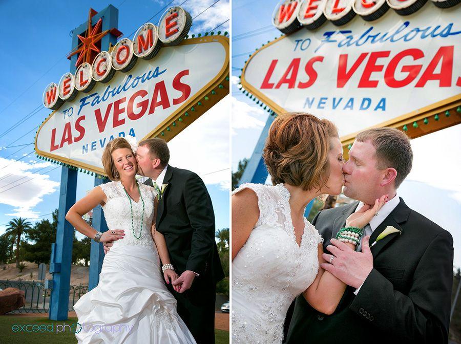 Las Vegas Wedding Strip Photo Tour
