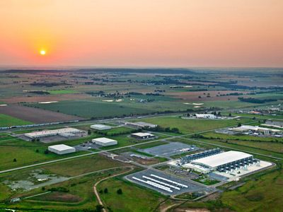 Take a look inside Google's data centers around the world. See photos of the technology, people and places that keep our products online.