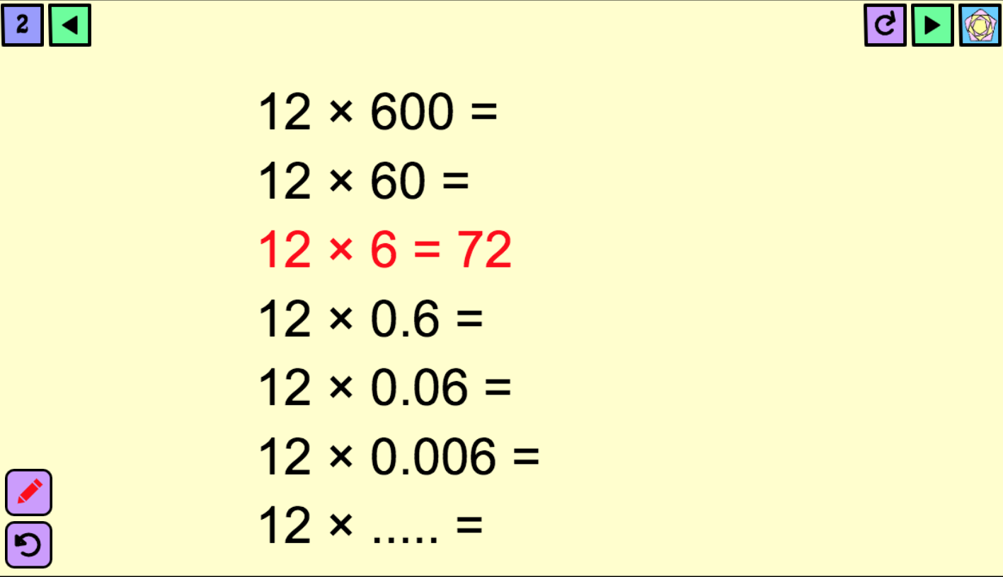 Pin By Miss Penny Maths On Decimal Calculations
