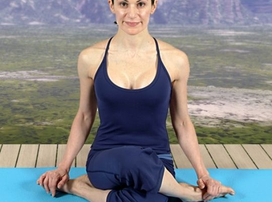 How to Perform a Chair Yoga Practice