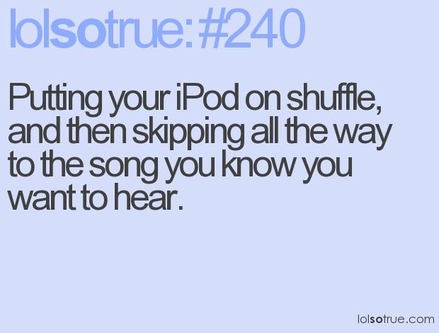 I do that.