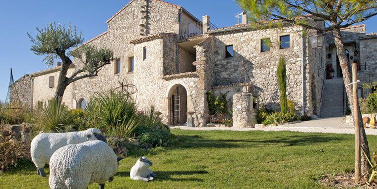 Chambres D'Hôtes De Prestige Près De Grignan, En Drôme Provençale