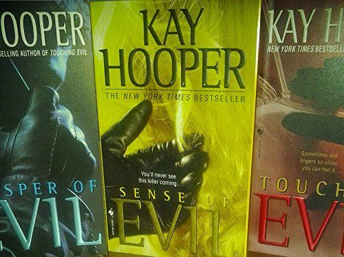 Author Kay Hooper Three Book Bundle Includes: Touching Evil - Sense of Evil - Whisper of Evil by Kay Hooper http://www.amazon.com/dp/B00MWKCE1Y/ref=cm_sw_r_pi_dp_mz4mwb10X2G44