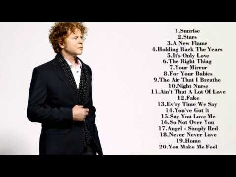 Simply Red S Greatest Hits Full Album Best Songs Of Simply Red