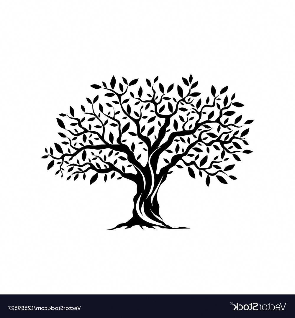 Olive Tree Icon Google Search Olive Tree Tattoos Tree Icon Tree Graphic