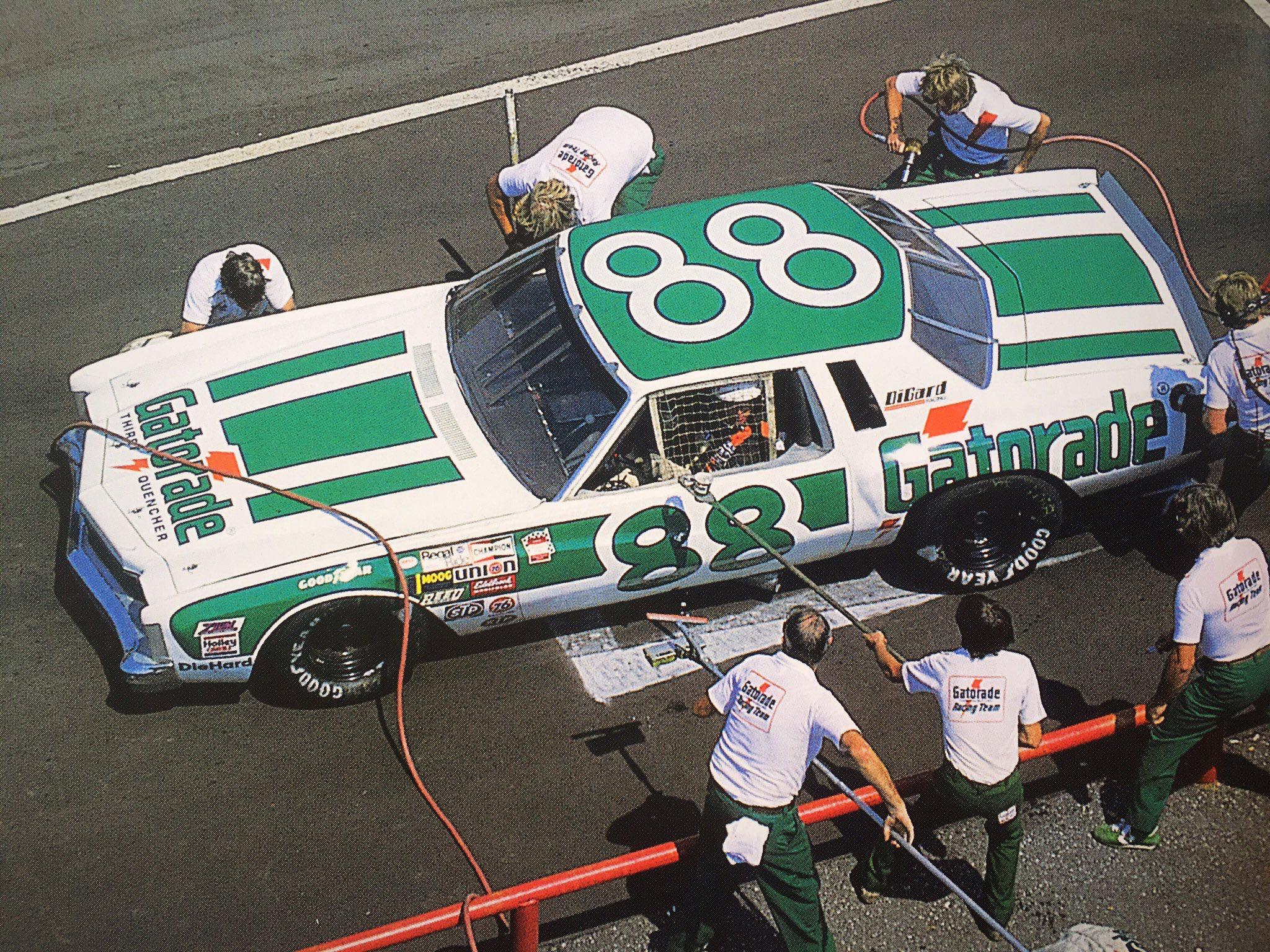 88 Gatorade Chevrolet Darrell Waltrip