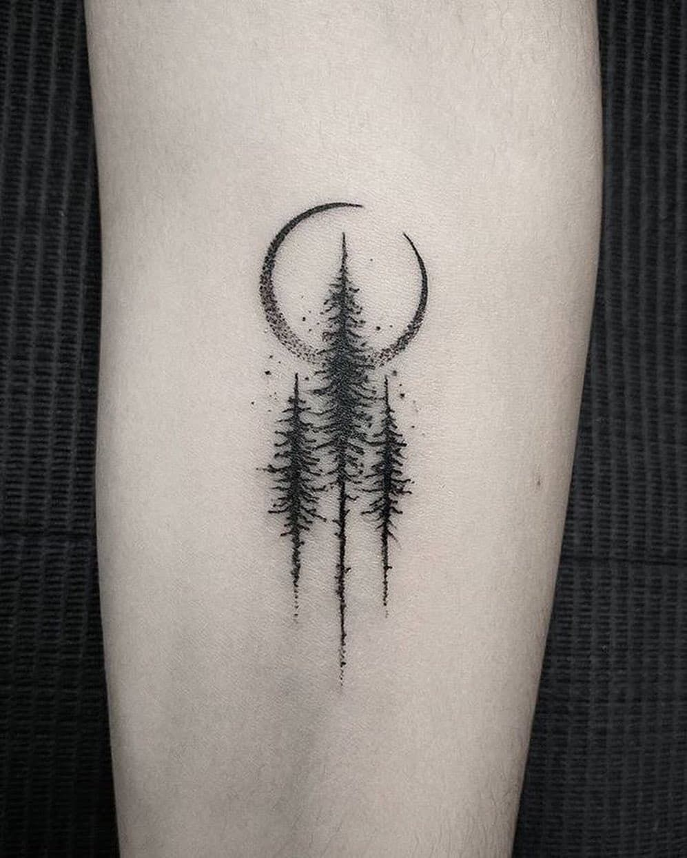 101 Amazing Pine Tree Tattoo Ideas Will Love!