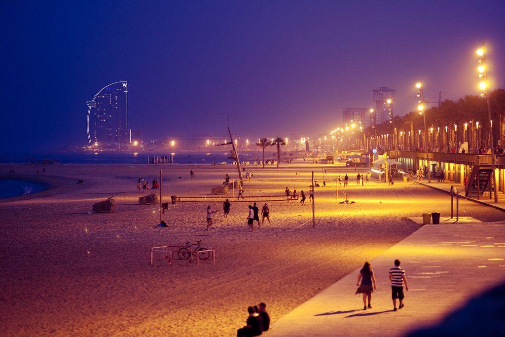 Image Result For Barcelona Beach Lighting Casa
