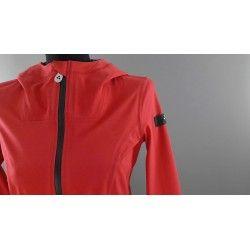 best website 91a78 cc70a Peuterey - - Giubbino Donna Sulawati Tessuto Tecnico Rosso ...