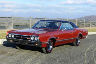 Muscle Cars You Should Know The Oldsmobile Richard S Garage