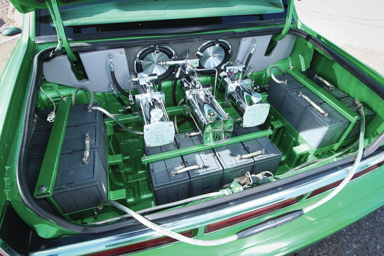 1995 Lincoln Town Car Black Magic Hydraulic Setup Monte Cars