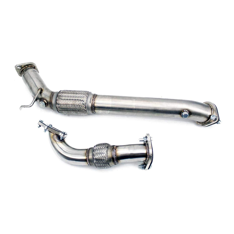 """Rev9 Downpipe Acura RSX K20 [3"""" Turbo] (2002-2006) DP-021"""