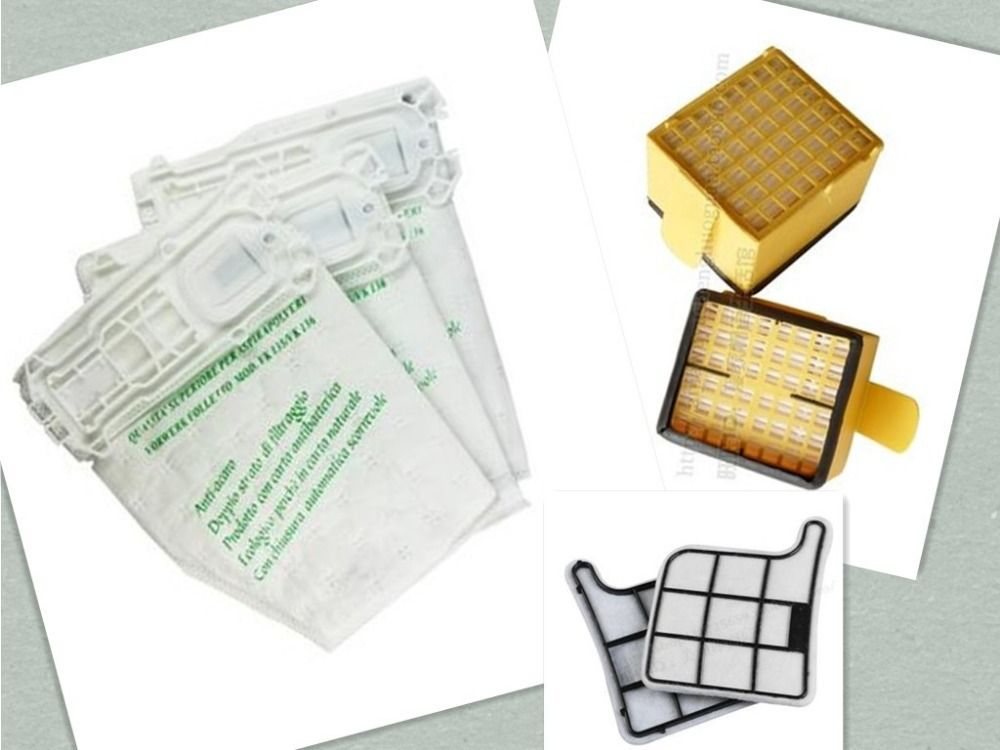 $23.18 (Buy here: https://alitems.com/g/1e8d114494ebda23ff8b16525dc3e8/?i=5&ulp=https%3A%2F%2Fwww.aliexpress.com%2Fitem%2F8Pcs-lot-HEPA-filter-6-dust-bag-paper-bag-motor-filter-for-VORWERK-VK135-VK135-1%2F32387485980.html ) 8Pcs/lot HEPA filter+6 dust bag paper bag +motor filter for VORWERK VK135 VK135-1 VK136  FP135  FP136 Hand Vacuum Cleaner  for just $23.18