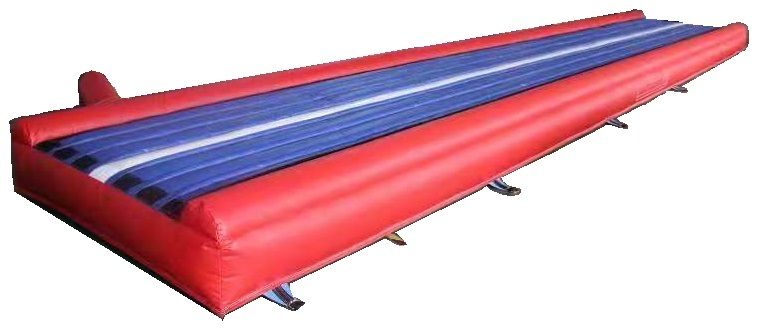 Inflatable Tumble Track Inflatable Cheerleading Equipment Tumbling