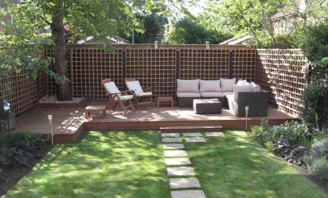 Awesome Backyard Ideas awesome backyard deck ideas for outdoor lounge space | house ideas