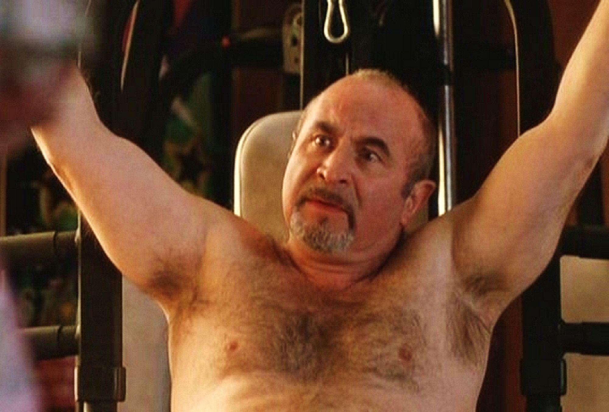 Bob hoskins naked #14
