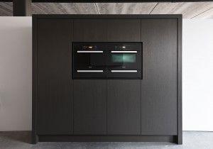 Piet Boon Keuken : Strakke kastenwand voor de keuken door piet boon deze strakke
