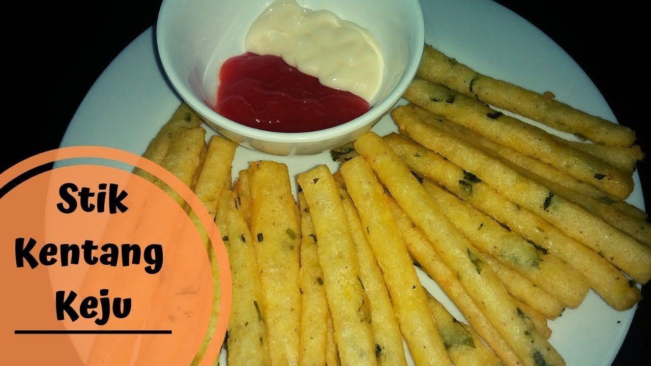 Resep Stik Kentang Keju Sederhana Dan Renyah Resep Masakan Resep Kentang