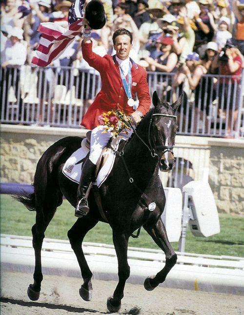 CUSTOM MADE… INDIVIDUAL GOLD MEDALIST SYDNEY OLYMPICS - Rider ...