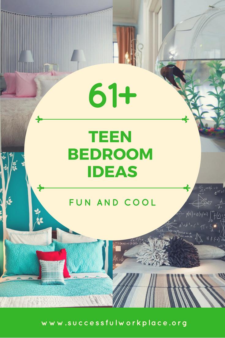 Pin Di Teen Bedroom Ideas