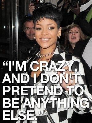Rihanna Quote Rihanna Quotes Birthday Girl Quotes Rihanna