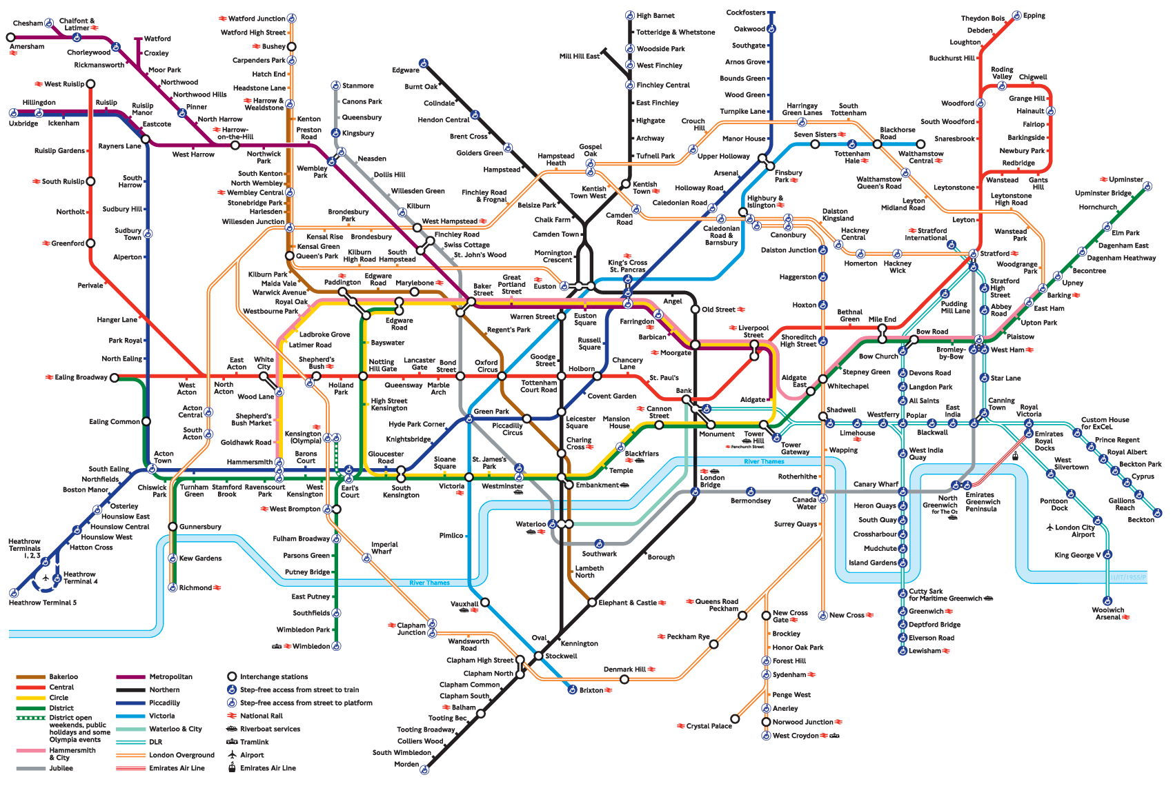 12 Best Underground Map images