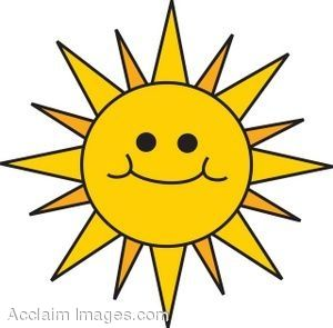 Sunshine smiley smiley central pinterest animated smiley clipart picture of a sun with a smiley face sciox Image collections