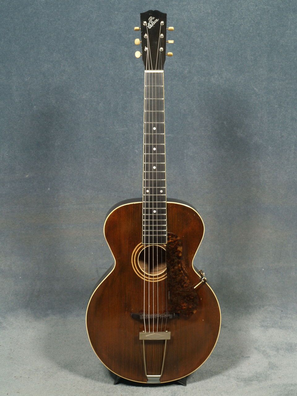 Vintage 1920 The Gibson L1 Acoustic Guitar
