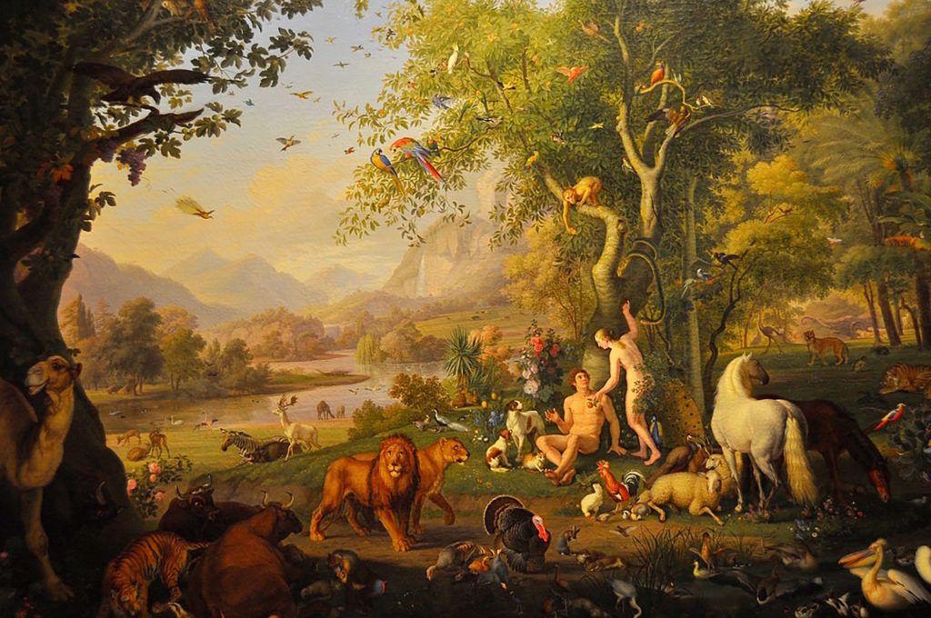Park Art|My WordPress Blog_Adam And Eve Married Scripture