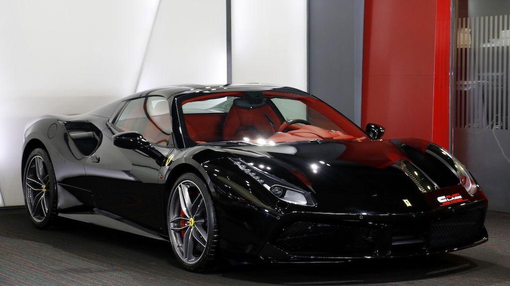 2016 Ferrari 488 Gtb Spider Dubai United Arab Emirates