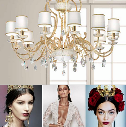 Be a Queen. Take a look to Masiero Classica Catalogue www.masierogroup.com
