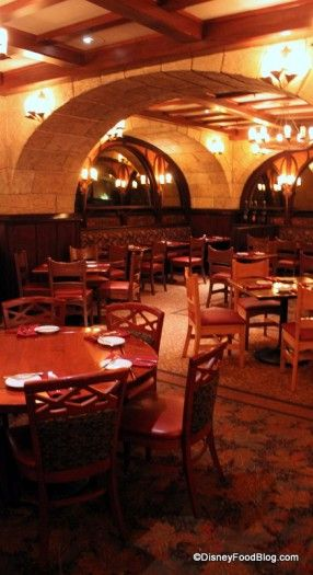 Le Cellier - would love to try this for lunch sometime.
