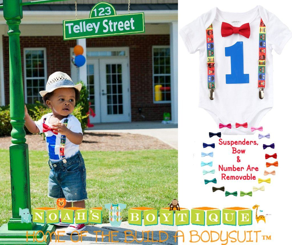Pin On First Birthday Outfits For Baby Boys