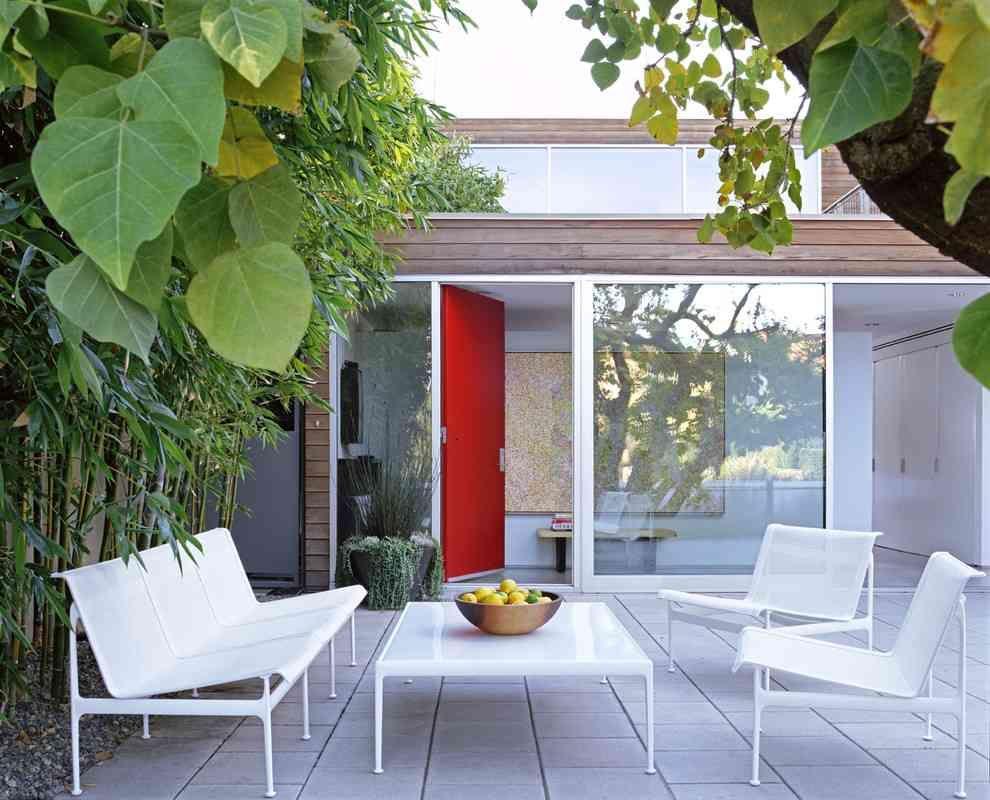 Natural Best Mid Century Modern Patio Furniture Sharp Luxury ...