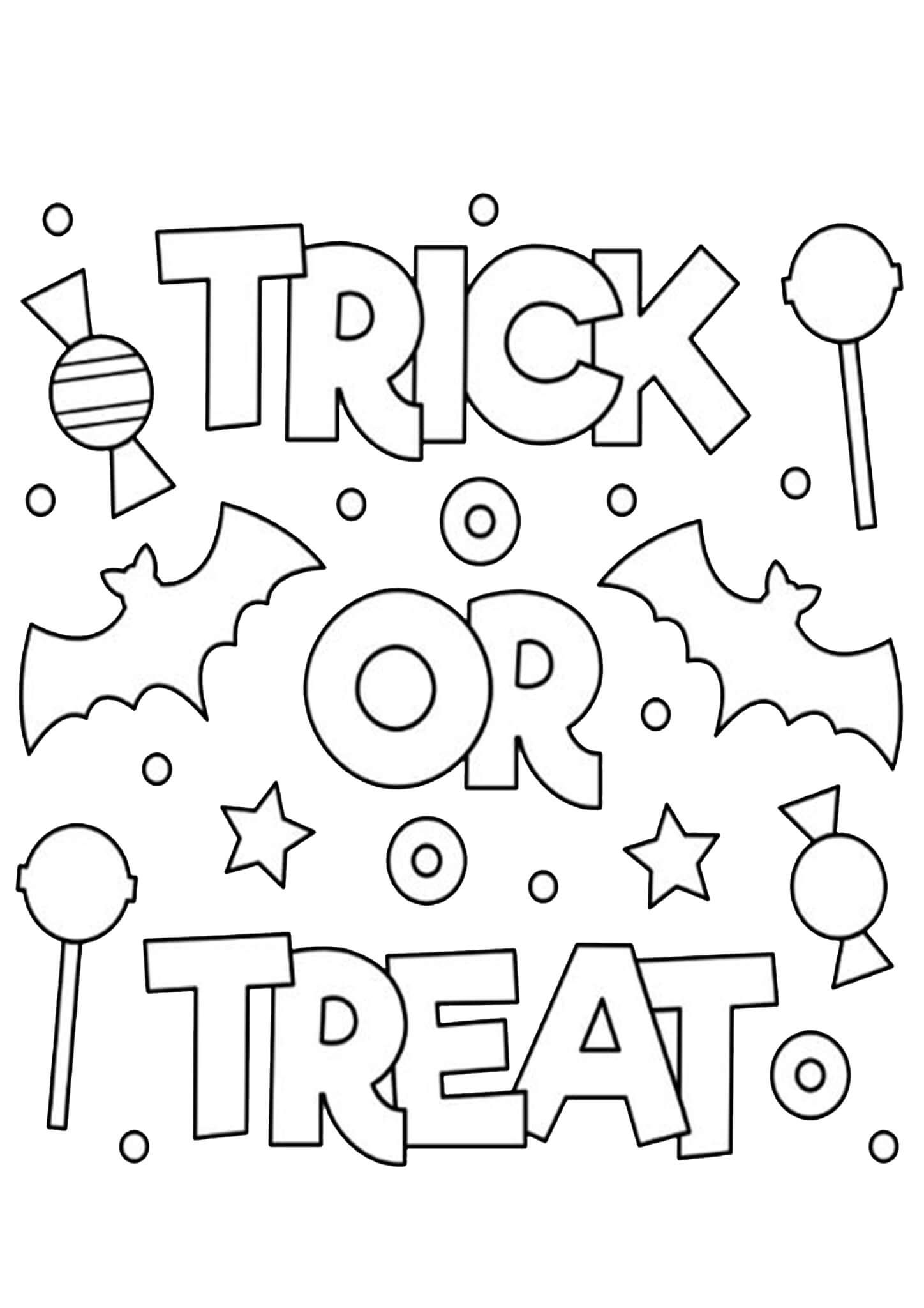 Free Easy To Print Halloween Coloring Pages Halloween Coloring Pages Halloween Coloring Free Halloween Coloring Pages [ 2048 x 1448 Pixel ]