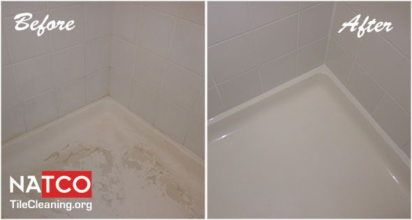 Incroyable How To Clean A Fiberglass Shower Pan