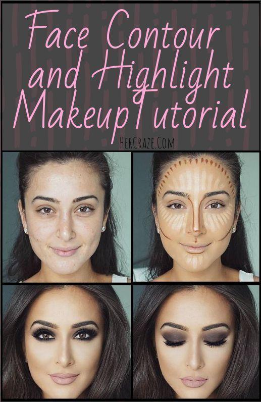 """Cierre el tutorial """"Destacando el contorno de la cara y el maquillaje"""" #Acceso …"""