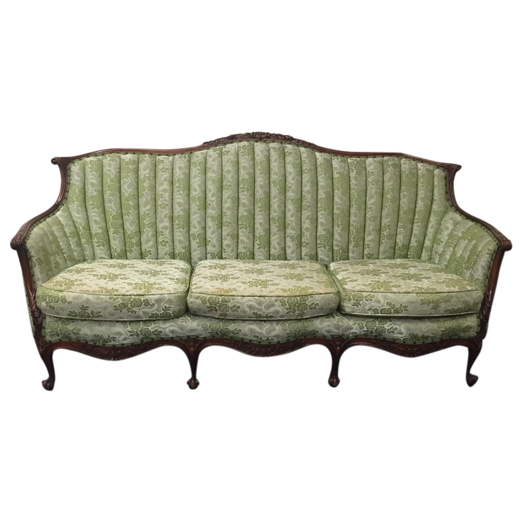 steiner regular ren sofa rene jean for by caillette three couch bed convertible price french seater