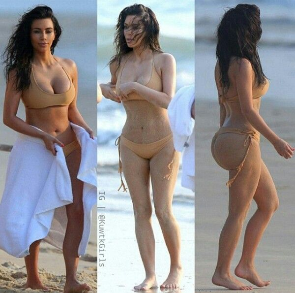 kim-kardashian-at-naked-beach