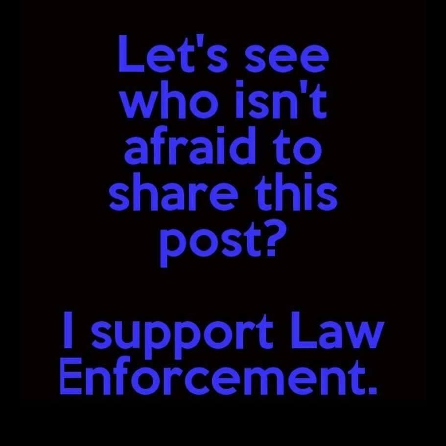 Support Quotes I Support Law Enforcement Quotes Quote Support Police Police