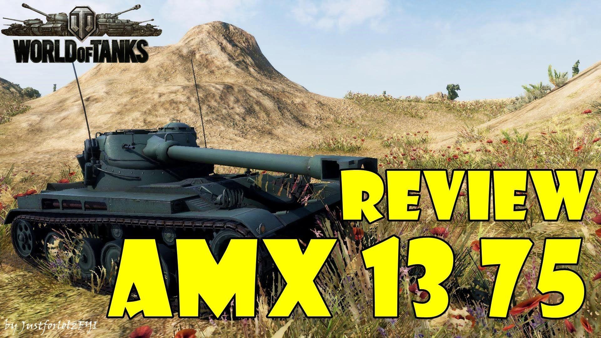 amx 13 75 wot