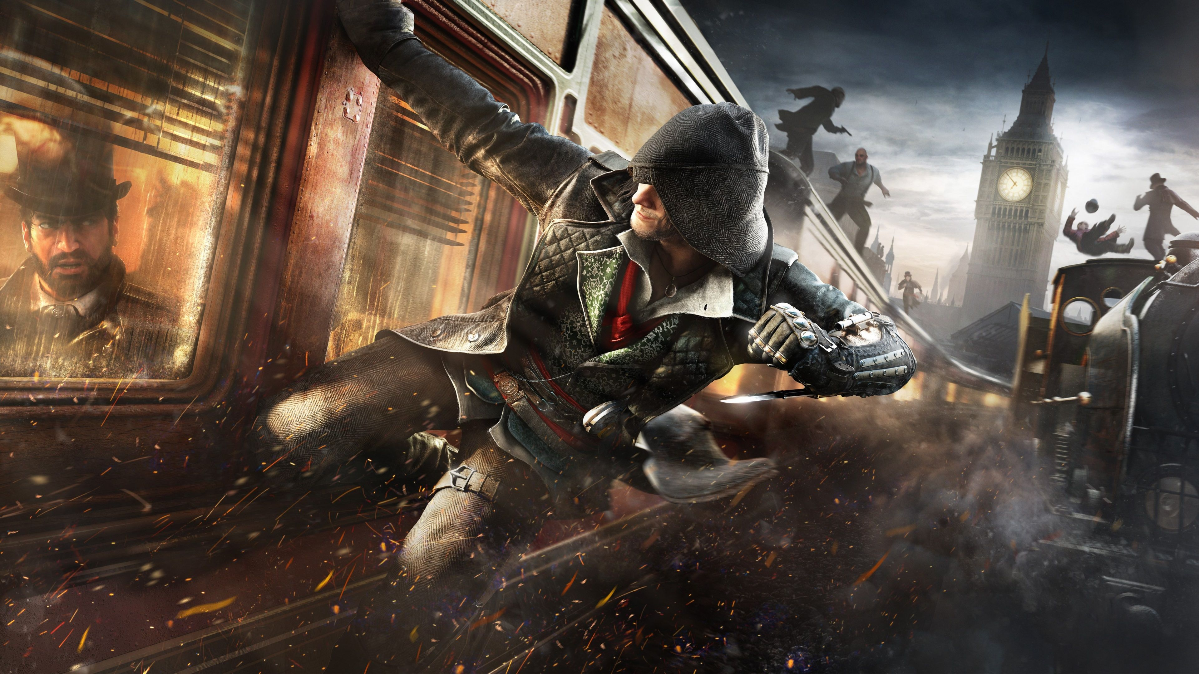 3840x2160 Assassins Creed 4k Wallpaper Download Hd Assassins Creed Game Assassins Creed Assassins Creed Syndicate