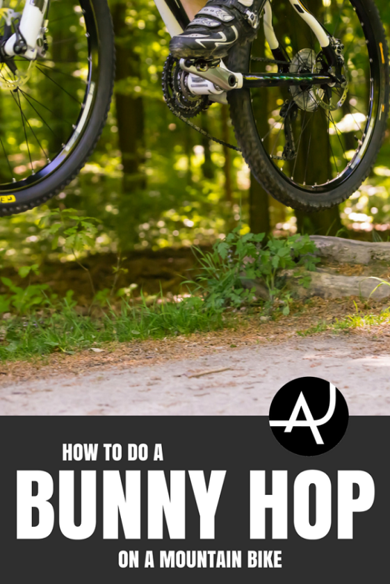 How To Bunny Hop A Mountain Bike Mountain Bike Accessories
