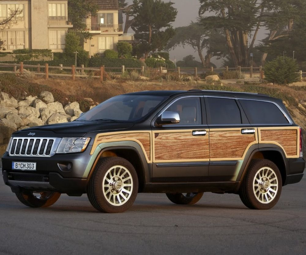 Captivating 2018 Jeep Grand Wagoneer New Release