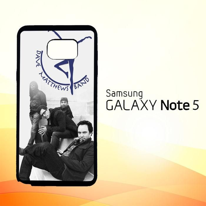 Dave Matthews Band Y2363 Samsung Galaxy Note 5 Case