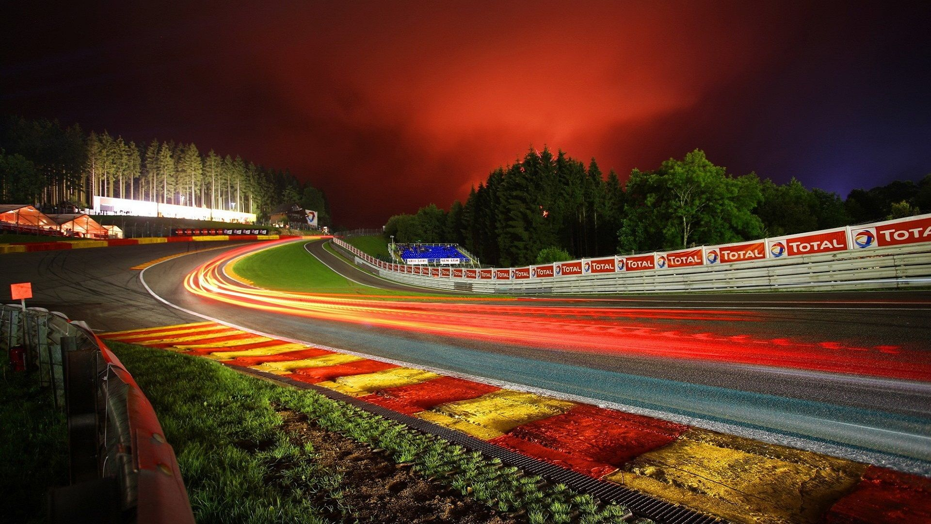 Spa Francorchamps Circuit Race Track Racing Spa