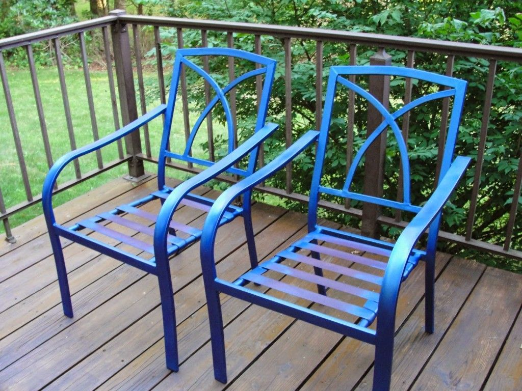 Patio Furniture Without Cushions Metal Patio Chairs Metal Patio Furniture Patio Furniture Makeover